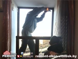 ремонт, регулировка, установка окон, дверей, балконов наши работы замена фурнитуры